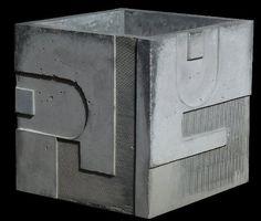 kathy dalwood studio blog: modernist concrete planters