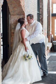 Rockford Wedding Photography by Brian Adams; Prairie Street Brewhouse