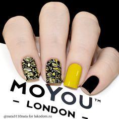 Пластина для стемпинга MoYou London Flower Power 11 - купить с доставкой по России и СНГ.