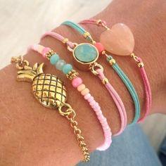 Mint15.nd Beautiful bracelets