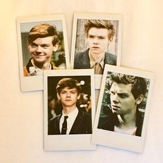 Excited to share the latest addition to my #etsy shop: Thomas Brodie-Sangster Instax Polaroid Sets