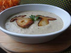 Aromatyczny sos z borowików szlachetnych Hummus, Ethnic Recipes, Food, Essen, Meals, Yemek, Eten