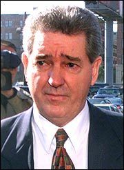 John J. Connolly Jr.John J. Connolly Jr.'s corrupt relationship with Bulger and Flemmi, Connolly was convicted of federal racketeering and obstruction of justice in 2002.