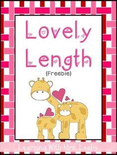 Lovely Length {Freeb