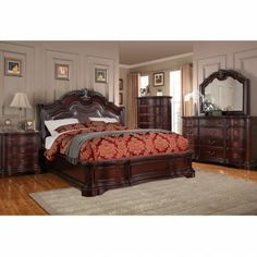 carson bed bed bedroom bed frame gallery furniture houston tx