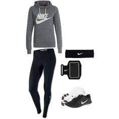 Nike- Black and White