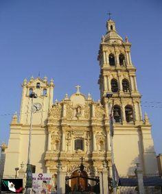 Mani wants to have a formal Catholic wedding in this church, Catedral Metropolitana de Nuestra Señora de Monterrey, in Monterrey, Nuevo Leon, Mexico.