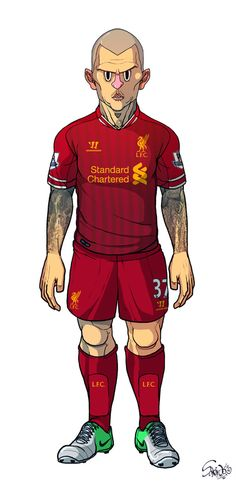 Surez Manchester United / Liverpool by Sakiroo Choi, via Behance Fc Liverpool, Liverpool Football Club, Manchester United, Caricatures, Football Stickers, You'll Never Walk Alone, Steven Gerrard, Football Pictures, Dibujo