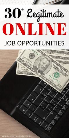 Are you looking to supplement your income by taking on online work? Here are 35 work at home jobs that can be done from the comfort of your. Make Money Fast, Make Money From Home, Make Money Online, Online Work From Home, Work From Home Jobs, Online Job Opportunities, Organizing Hacks, Online Jobs, Online Income
