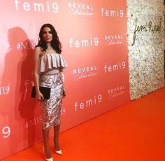 The gorgeous Nadine Nassib Njeim