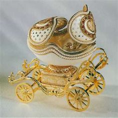 Faberge Carriage.