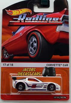 1:64 HOT WHEELS HERITAGE REDLINE F CASE - CORVETTE CAR 17 of 18 #HotWheels #Chevrolet
