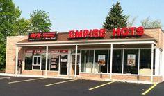 Empire Hots in Webster #amerksrestaurants