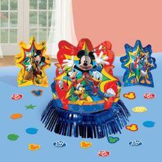 Mickey Mouse Centerpiece Kit 23 Pc.