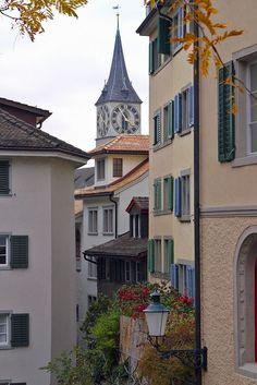 "bonitavista: "" Zurich, Switzerland photo via dorthy """