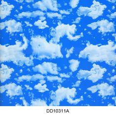 Hydrographic film design pattern DD10311A