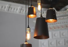 Pendant light-Buster-and-Punch-8 #Buster-and-Punch #pendantlight #luminaire rock
