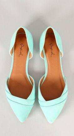 mint shoes