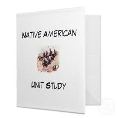 Native American Unit Study & Lapbook