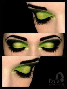 Witch makeup 4-2