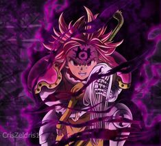 This HD wallpaper is about Anime, The Seven Deadly Sins, Elizabeth Liones, Meliodas (The Seven Deadly Sins), Original wallpaper dimensions is file size is Seven Deadly Sins Anime, 7 Deadly Sins, Sir Meliodas, Demon King Anime, 1440x2560 Wallpaper, 7 Sins, Seven Deady Sins, Good Manga, The Seven