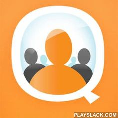 Q Groups  Android App - playslack.com , With Q you can tailor-make the app for clubs, businesses, schools, kindergartens or any other group of people With Q you get everybody's phone and email – without having to type it yourself With Q you can share a group calendar – and sync it with your own With Q all data is controlled by you – it's 100% private Q is made by three Danish guys who got tired of searching for contact data for colleagues, business associates and parents of their children's…
