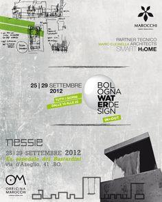 Marocchi Habitat Design & Officina Marocchi : Bologna Water Design 2012