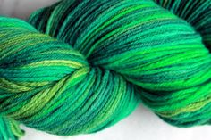 On Sale FOREST NYMPH   Fingering/SOCK Weight by SereneFiberArts, $19.75