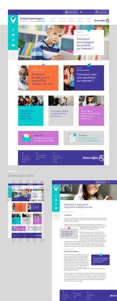 https://www.behance.net/gallery/26944375/The-digital-place-Branding