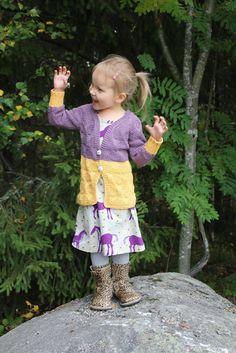 Knitted cardigan to Lintunen. Cotton Lights, Knit Cardigan, Drop, Handmade, Style, Fashion, Swag, Moda, Knit Jacket