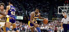 Magic Johnson - Kevin McHale - Scottie Pippen - Chicago Bulls - Los Angeles Lakers