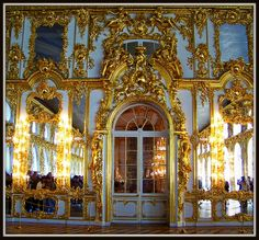 Catherine The Great Palace | St Catherine the Great's Palace, Pushkin, Russia | Flickr - Photo ...