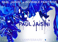 gleitzeit group: gif edition Invisible painting since 1994 Paul Jai...