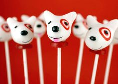 I mean ... is there a more perfect cakepop in the entire universe? Don't think so. @target  -- via @Bakerella