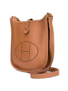 Hermès Vintage 'Evelyne TPM' crossbody bag