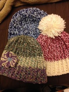 Reversible Strands Hat For Men (And Women, too!) By Nancy Smith - Free Crochet Pattern - (ravelry)