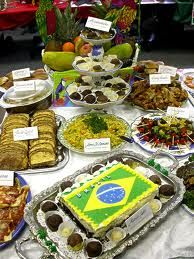 Brazilian food is rich in traditions and ingredients as is its country.