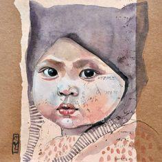 Stéphanie Ledoux - Carnets de voyage: Bonnet de chat