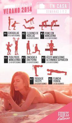 Home II !! Fitness en Femenino