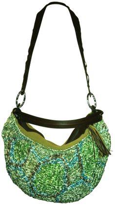 Diane Von Furstenberg Stephanie Medium Hobo Bag