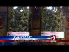 Financed group pushes for Ohio medical marijuana