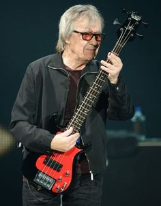 Retired Rolling Stones Bass Player Bill Wyman is 77!  How do the guys in this band live so long?  - Google Search