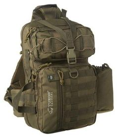 Yukon Outfitters Overwatch Sling Pack,17x12x4in,Olive Drab MG-5032o - $29.97 shipped (lightning deal)