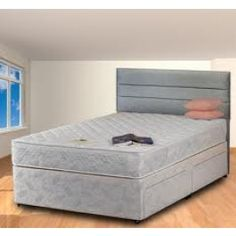 Find a wide range of latest leather, wooden beds, bed frames & mattresses in various sizes of leading brands in UK. Buy beds from our site with next day delivery. Divan Beds, Buy Bed, Contours, Bed Frame, Sweet Dreams, Memory Foam, Mattress, Sleep, Strong