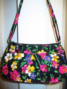 Vera Bradley Wildflower Garden Frannie  14539-887 NWT  VeraBradley… Vera  Bradley ab074a40db8d1