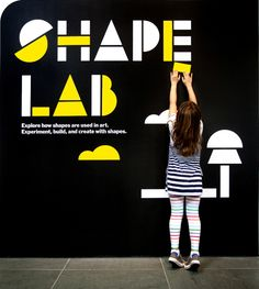 MoMA | Magnetic MoMA: A Graphic Look at Shape Lab Grant idea?