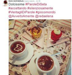 Dolcissime #ParoleDiSeta #accettando #silenziosamente #VentagliDiParole #giocomondo