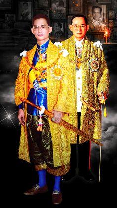 King Bhumipol, King Rama 9, King Of Kings, King Queen, King Thailand, Bhumibol Adulyadej, Royal Queen, Great Leaders, Kimono Top