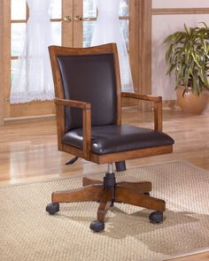 devrik home office desk chair 1. perfect office cross island  medium brown home office swivel desk chair in devrik 1 o