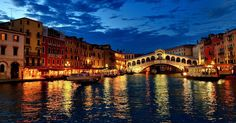 *Ponte di Rialto* Venezia (Veneto)